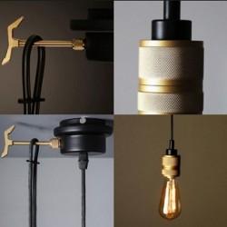 Mike industrial single edison bulb pendant light and lamps mike industrial single edison bulb pendant mozeypictures Choice Image