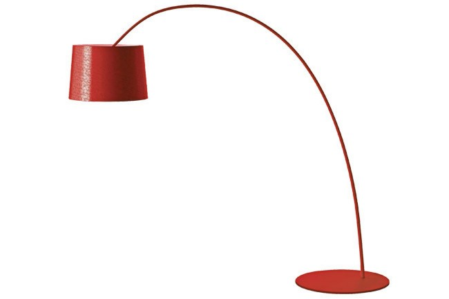 FLEXXY Floor Lamp - Red - Light and Lamps