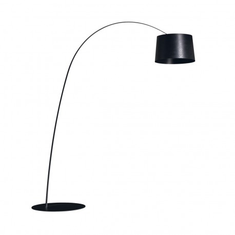 Flexible floor lamp black italian designer floor lamp black aloadofball Images