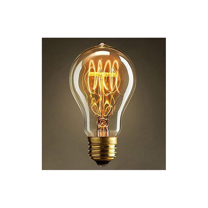 Vintage Edison Bulb A19 Victorian Style Light And Lamps